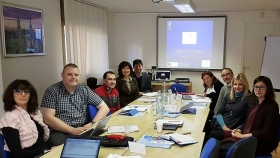European Project on Work Based Learning in the Field of Web Design