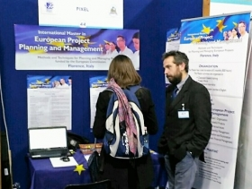 International Careers Event in Rome