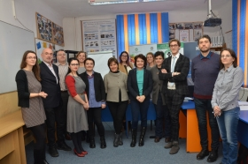 European Project Promoting ICT in Teaching