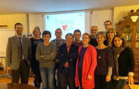 European Project promoting first-aid training at school