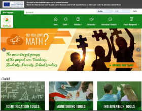 European Project addressing Learning Disabilities in Maths