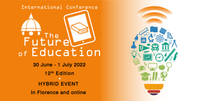 The Future of Education, International Conference