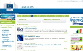 Call for Participation ICT for Language Learning Conference